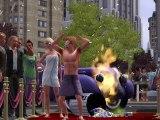 Les Sims 3 - Parodie du mariage royal