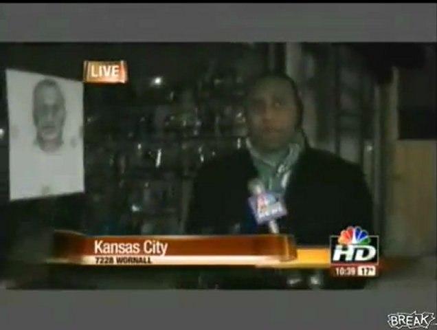 Il reporter assomiglia al ricercato