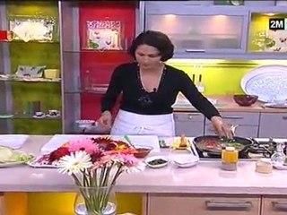 Choumicha - recettes de cuisine Encornets farcis