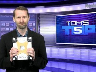 Top 5 Gadgets for May 2011 - Tom's Top 5
