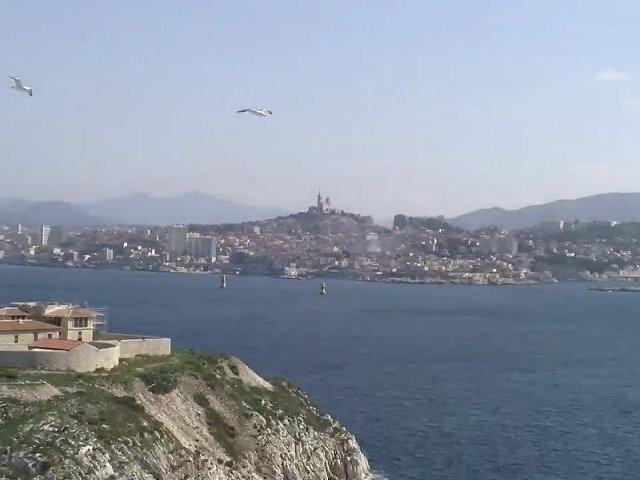 Idée de Balade : Ratonneau, l'île aux souvenirs sur l'archipel du Frioul - Marseille