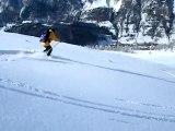 sci alpinismo a novembre 2008