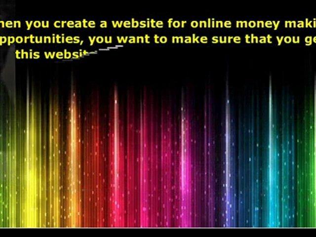 The Best Online Money Making Opportunities