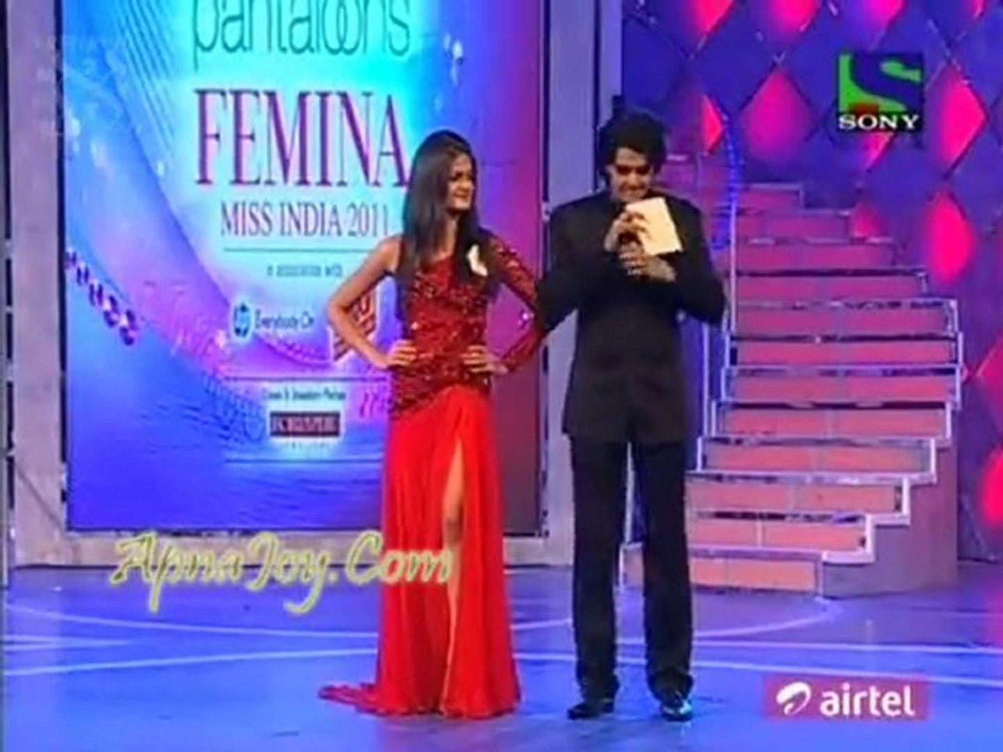 Pantaloons Femina Miss India 2011 - 24th April 2011 Part6