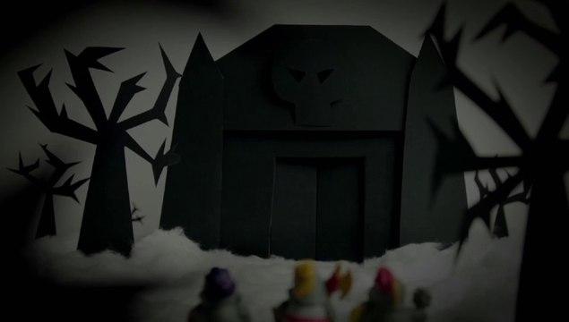 Le Temple de l'Oubli