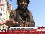 Festival de Slam : Lille, Moulin à Paroles 2011