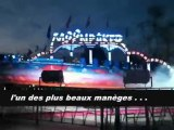 MOONRAKER clip video manege Moonraker LE PLUS BEAU MANEGE D'EUROPE FOIRE DU TRONE PARIS promotion WEB2PRO CATCHEUR TYZON