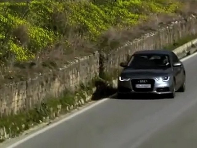 2012 Audi A6 Overview, Audi Plano
