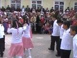 pazarcık atatürk ilköğretim okulu 23 nisan 2011 - damat halayı