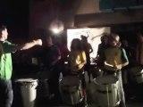 Sambaobab - défi de vuvuzela - samba reggae - 2 avril - festival roots de campagne - batucada lyon rhone alpes