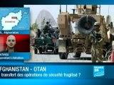 Afghanistan : Six soldats de l'Isaf tués par un Afghan sur l'aéroport militaire de Kaboul