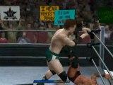 wwe smack down vs raw 2011 - randy orton vs sheamus