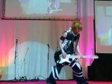Cosplay Solo TGS Ohanami 2011 7/14 Reita (the GazettE)