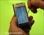 Video sony ericsson Xperia X1 pro e contro