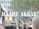 17 convertis à l'Islam  - Rassemblement contre l'islamophobie à Francfort 6/6