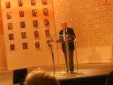 ASHRAF : Extrait de l'intervention de Monsieur Elie Wiesel (1)