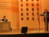 ASHRAF : Extrait de l'intervention de Monsieur Elie Wiesel (3)