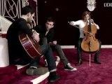 Alex Beaupain en session acoustique - Au départ