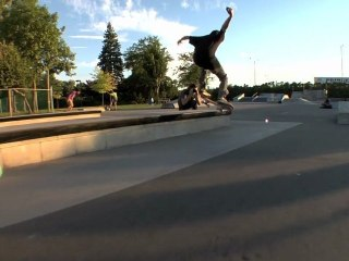 Trick Tips Nollie Half Cab Switch Crook