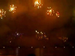 Festival Fire works