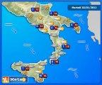 Meteo Italia 18/01/2011 - Previsioni by ilMeteo.it