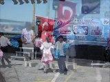 1.Urla Amatör Balıkçılık Ve Doğa Şenliği Çocuk Gösterileri