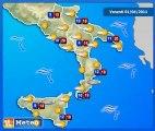 Meteo Italia 1/04/2011 - Previsioni by ilMeteo.it