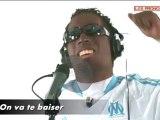 """Taye Taiwo chante le PSG (L'album collector) avec """" Les marseillais montent à Paris"""""""