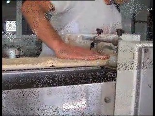 SARMAŞIK MAKİNA - Galeta ve Grisini Hamuru İşleme Makinesi/Automatic Grissini Divider and Moulder