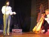 Soirée du 21 avril 2011 Poésie, chant, musique et danse de la 4e quinzaine d'amérique latine de  Montpellier