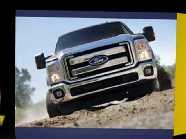 2011 Ford SuperDuty Fremont Ford