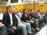 Alfonso Guerra dóna suport al PSIB-PSOE