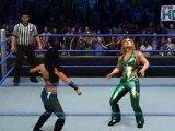 [WGSL] Smackdown 4.29.11 Match 1 - Beth Phoenix [Destiny] Vs. Melina [lonnie]