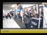 GAMERS ASSEMBLY 2011 - Cdrik sur les stands de la Gamers Assembly