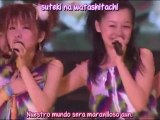 Morning Musume - Sayonara SEE YOU AGAIN Adios BYE BYE Chaccha! (sub español)