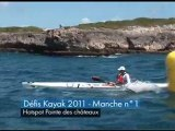 Defis Kayak 2011 - manche 1