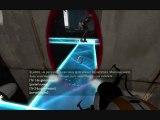 Walkthrough de Portal 2 : Diblo & Supermark en Coop Part 4