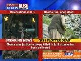 Al-Qaeda leader Osama bin Laden killed in Pak
