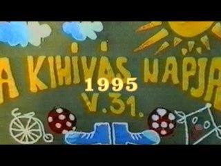 A KIHÍVÁS NAPJA GÉGÉNYBEN - Challenge Day 1995