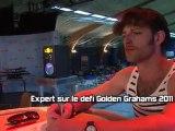 Membre Jury - A la recherche des nouvelles stars du freestyle - Raphaël Chiquet