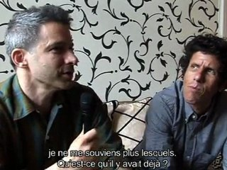 Interview avec les Beastie Boys 2/5
