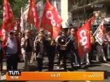 1er Mai: faible mobilisation des syndicats (Lyon)