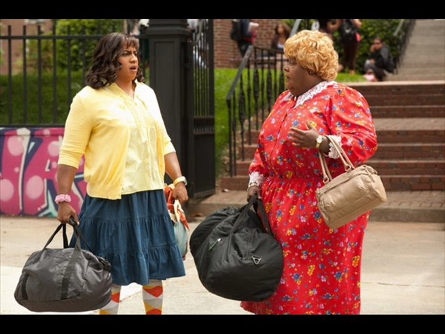 Big Mommas Like Father, Like Son 2011 Part 1 of 19 full film, online 2011