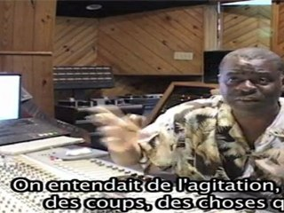 Sur les traces de Bob Marley : teaser 1