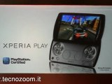 Sony Ericsson Xperia Play: video conferenza stampa MWC 2011