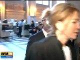 Villepin au tribunal dans l'affaire Clearstream