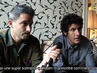 Interview avec les Beastie Boys 3/5