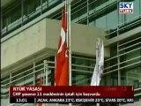 CHP, RTÜK yasasının iptali için Anayasa Mahkemesine başvurdu