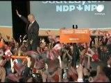 Les conservateurs reconduits au Canada, mais un parti de...