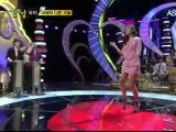 [Cut] 110503 After School U-ie dancing to Bangkok City @ Strong Heart